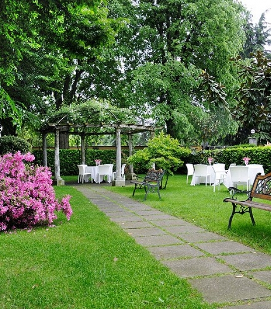 Giardino di Villa Magnolie