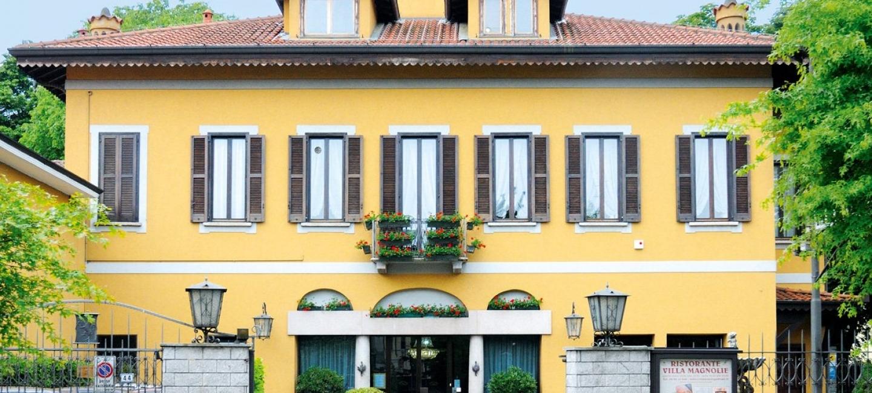 Villa Magnolie a Garbagnate Milanese